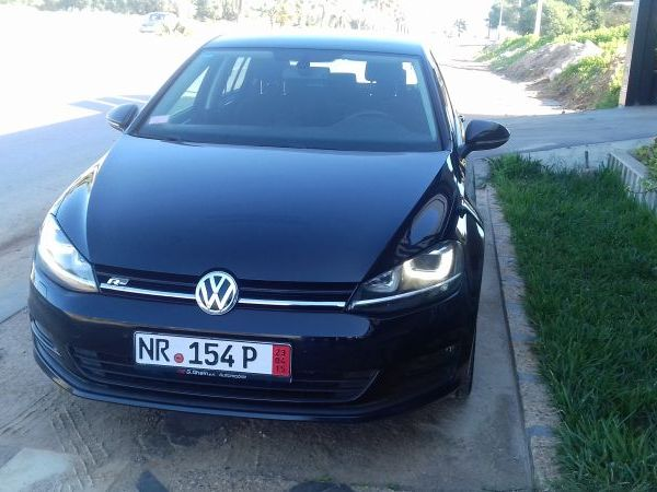 Volkswagen Golf 7 diesel 1.6 105 CV D