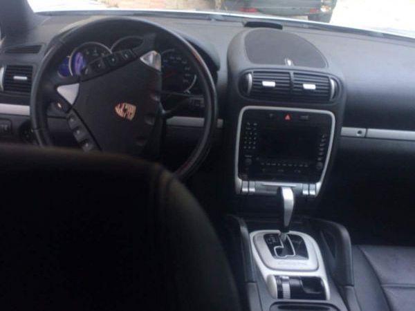 Porsche Cayenne V8 tiptronic