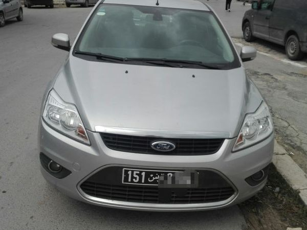 Ford Focus Focus Ghia tt option