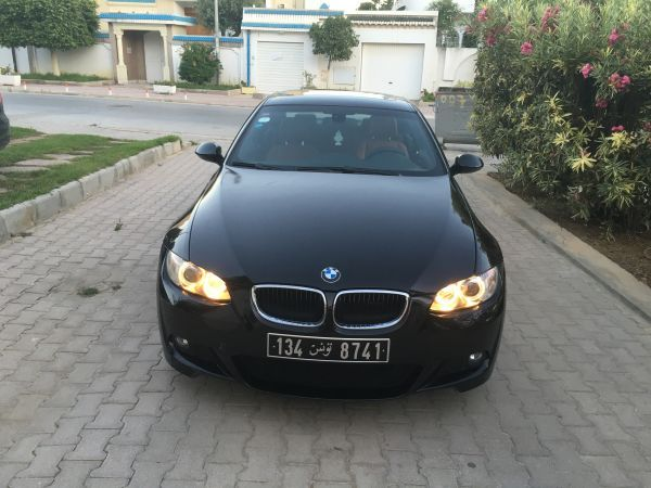 BMW Série 3 coupé 320 i
