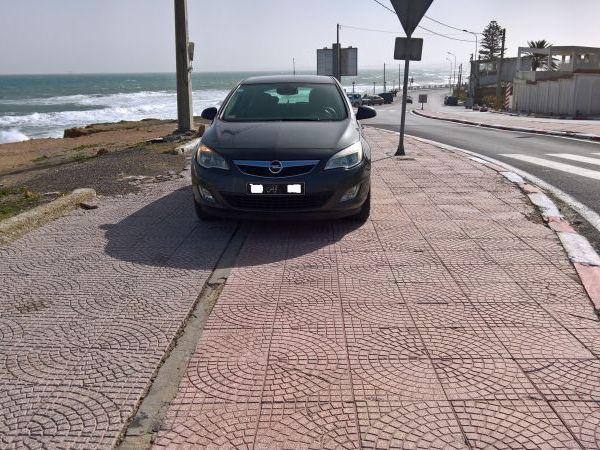Opel Astra Sport Diesel 125 ch