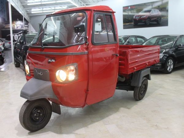 Mahindra Scorpio Pick-up DC ALPHA CARGO TRICYCLE