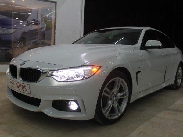 BMW Série 4 Gran Coupé 418i gran coupé