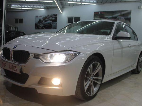 BMW Série 3 318i pack M