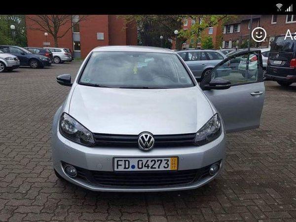 Volkswagen Golf 6 importer