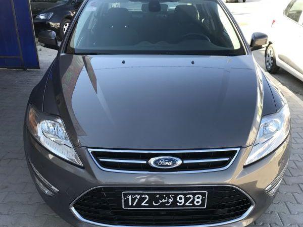 Ford Mondeo Titanium Ecoboost