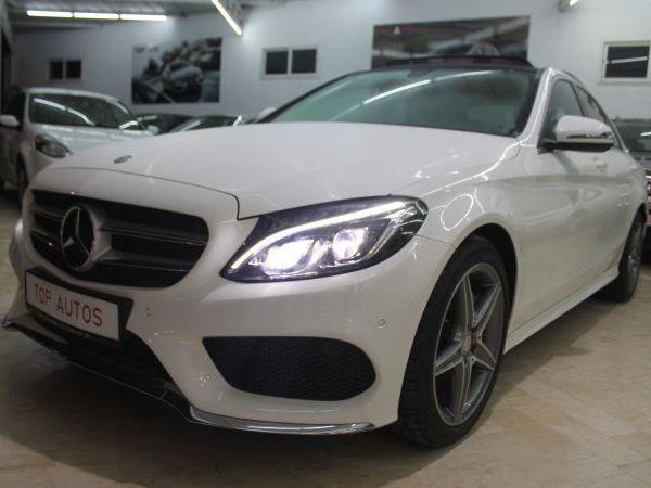 Mercedes-Benz Classe C c180 kit amg