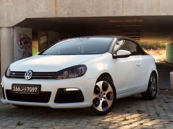 annonce vente volkswagen golf 6 cabriolet neuf. Black Bedroom Furniture Sets. Home Design Ideas
