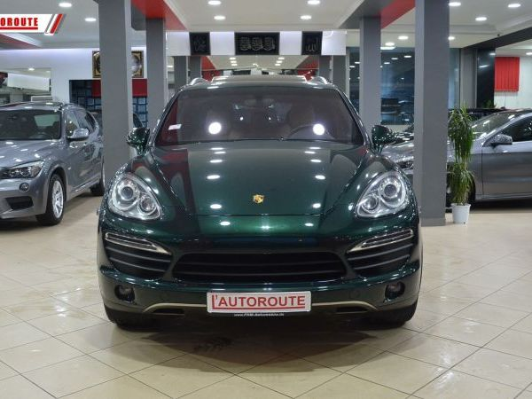 Porsche Cayenne KIT turbo V8 TU 195