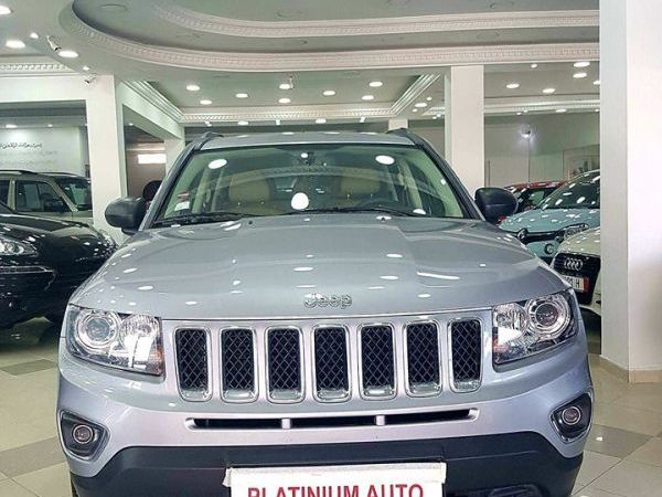 Jeep Cherokee compass north editio