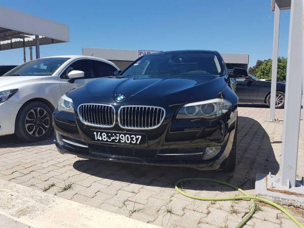 BMW Série 5 520 D