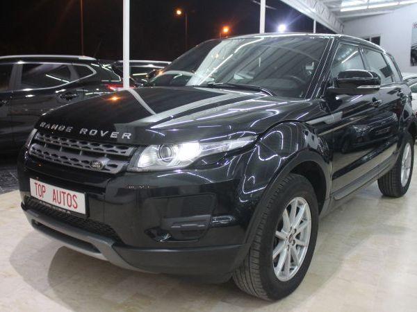 Land Rover Range Rover Evoque prestige