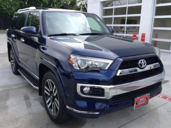Toyota 4-Runner 2016