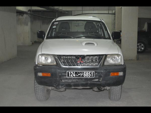 Mitsubishi L200 Double Cabine En bonne etat