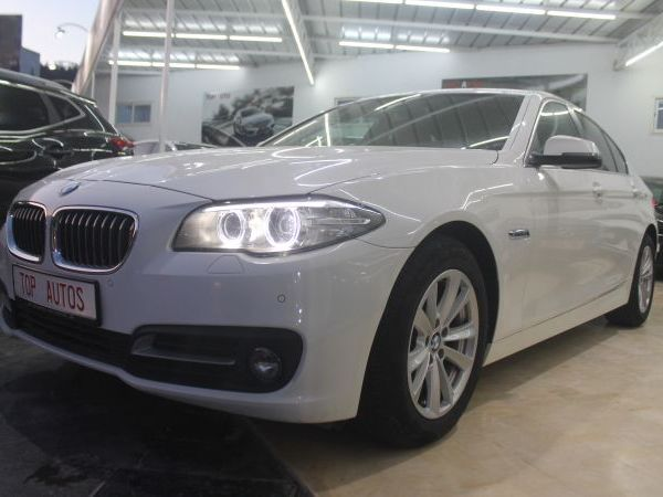 BMW Série 5 520i pack luxe