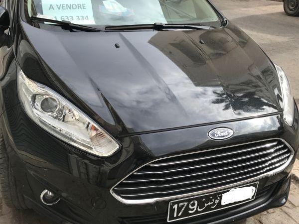 Ford Fiesta 1.25 L TITANIUM PLUS