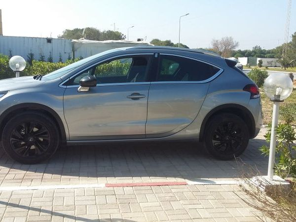 DS 4 Crossback 07 CV