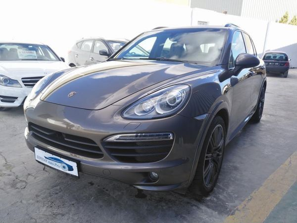 Porsche Cayenne S V8 KIT Turbo
