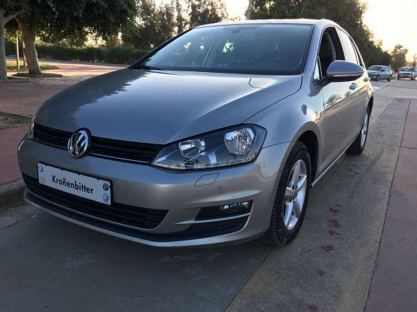 Volkswagen Golf 7 Comfortline life pak