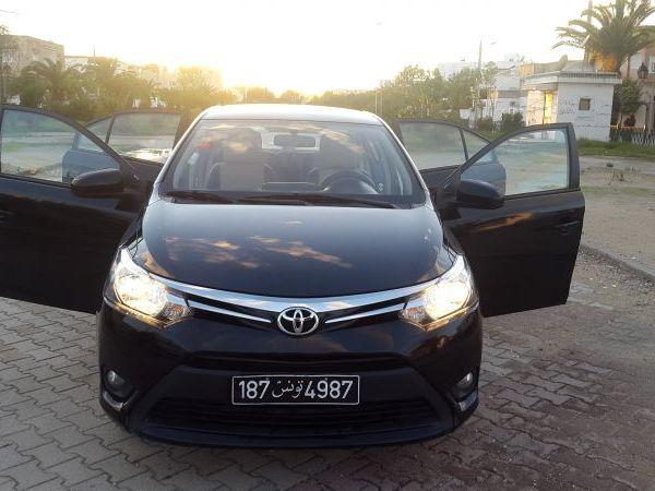 Toyota Yaris voiture