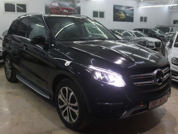 Mercedes-Benz GLE GLE 250d 4matic