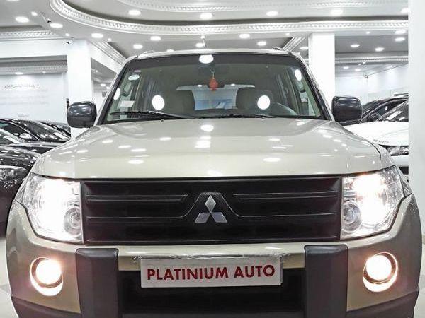Mitsubishi Pajero Mitsubishi PAJERO
