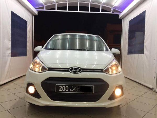 Hyundai Grand i10 très bon état