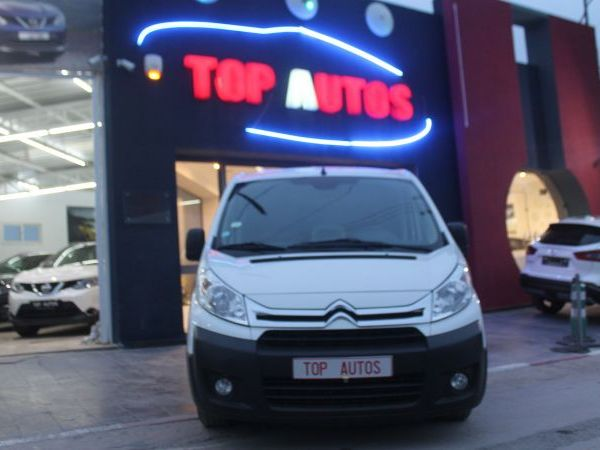 Citroën Jumpy Fourgon PACK LUXE