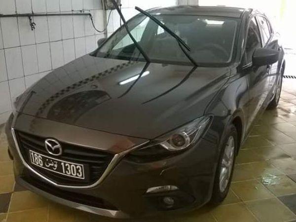 Mazda 3 sedan 1.6 toute option