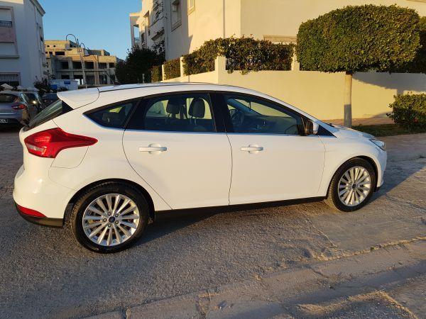 Ford Focus  1.0 Ec Boost Titani