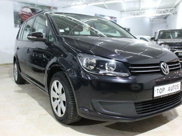 Volkswagen Touran confort line