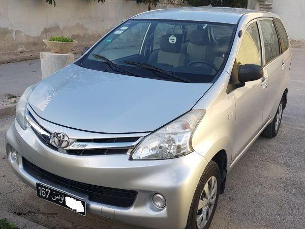 Toyota Avanza 1.3 L VVTI de 90 ch