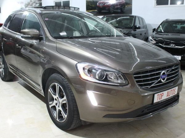 Volvo XC60 pack luxe