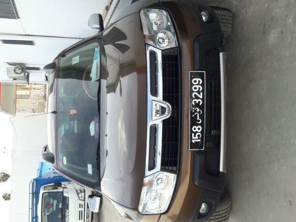 Dacia Duster 07 ch Essence