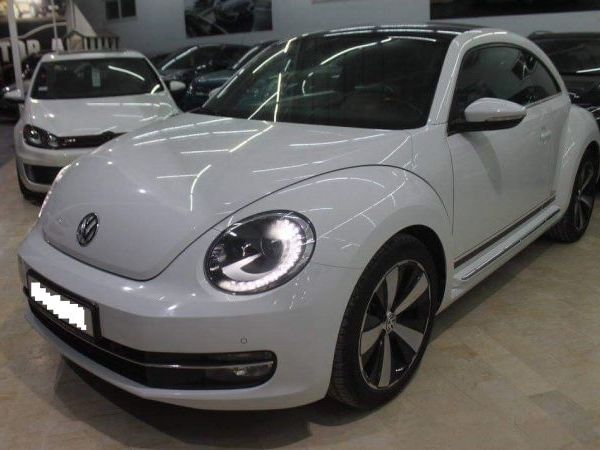 annonce vente volkswagen new beetle. Black Bedroom Furniture Sets. Home Design Ideas