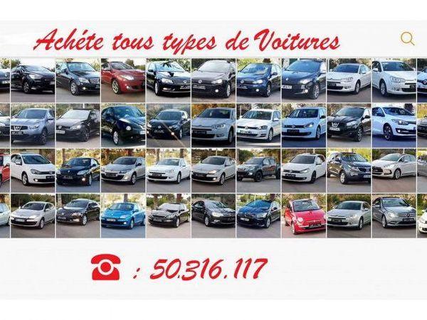 Volkswagen Golf 6 -Achète les voitures