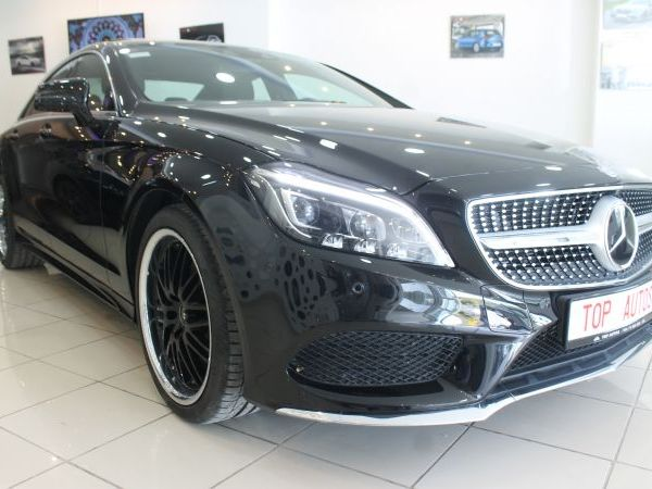 Mercedes-Benz CLS 250 PACK AMG