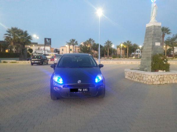 Fiat Punto Pop Fiat grande pop 4CV
