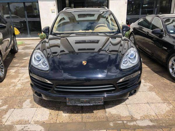Porsche Cayenne cayenne diesel