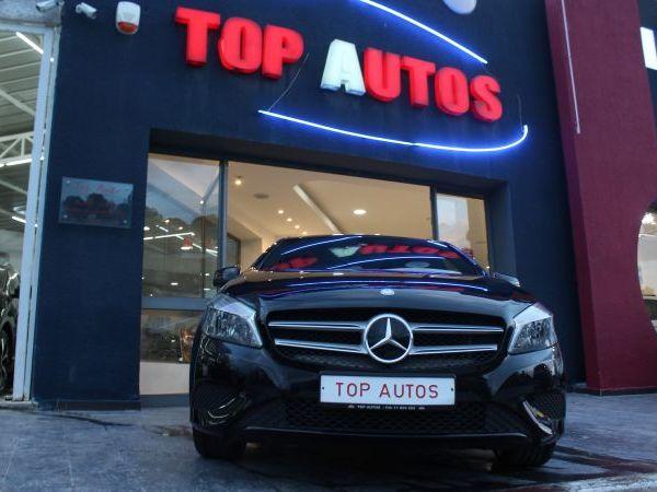 Mercedes-Benz Classe A 180 cdi urbain