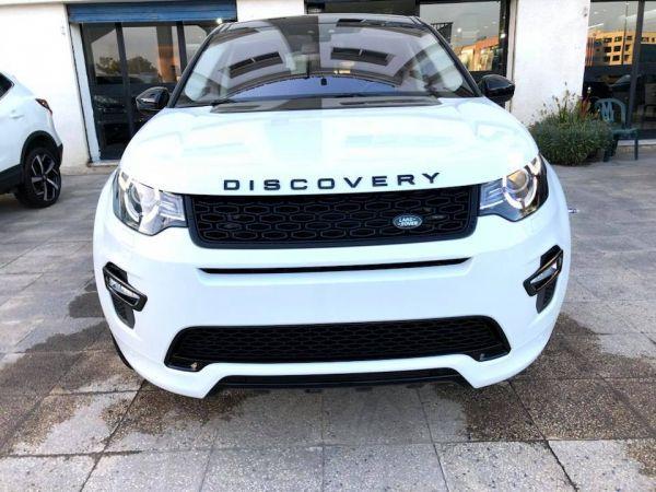 Land Rover Discovery Sport SE DYNAMIC 08cv