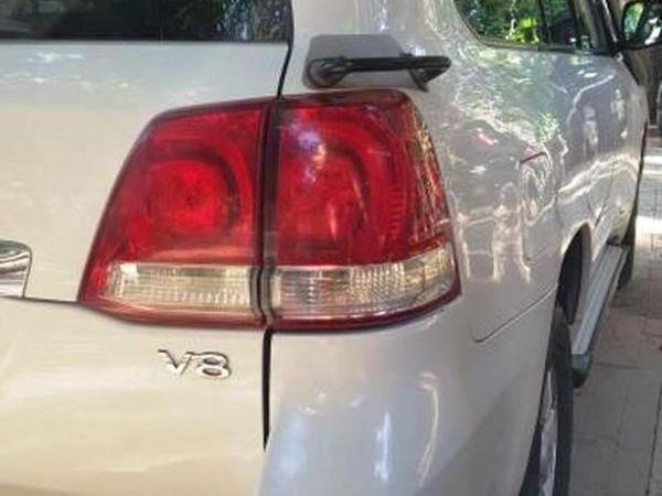 Toyota Land Cruiser V8 4.5L