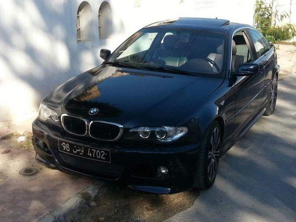 BMW Série 3 coupé 323 Ci