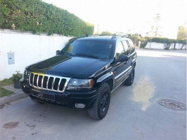 Jeep Grand Cherokee Limited 4.7L V8