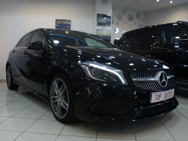 Mercedes-Benz Classe A A 160 kit amg