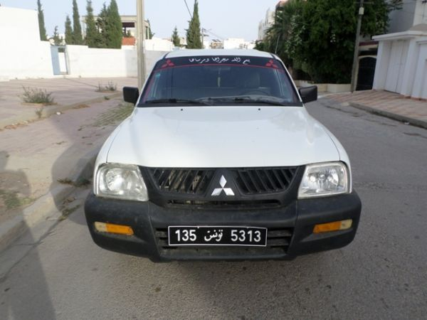Mitsubishi L200 Simple Cabine L 200