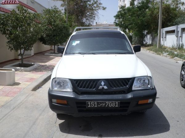 Mitsubishi L200 Simple Cabine L200