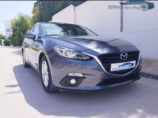 Mazda 3 Premier main