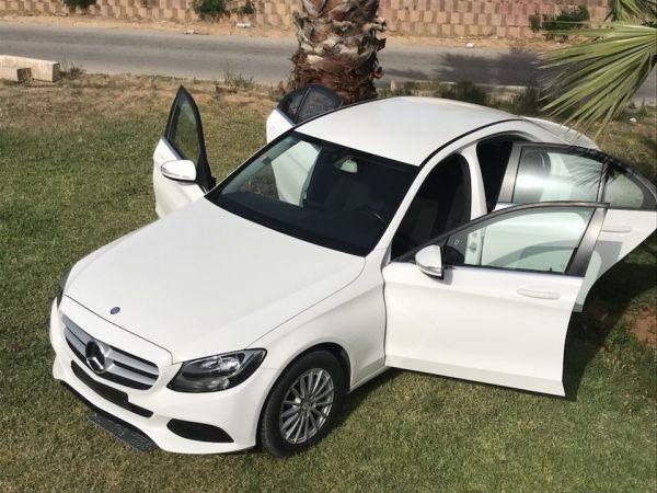 Mercedes-Benz Classe C BVA Camera 1ére main