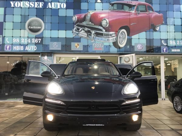 Porsche Cayenne V6 TU 202